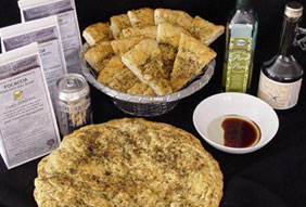 Ultimate Gourmet FOCACCIA made with Beer Bread Mixes